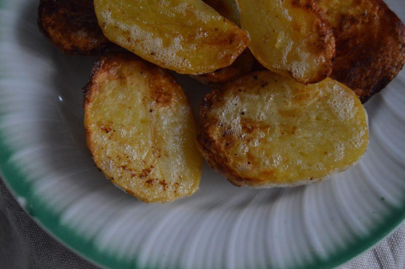 Най-вкусните и лесни печени картофки