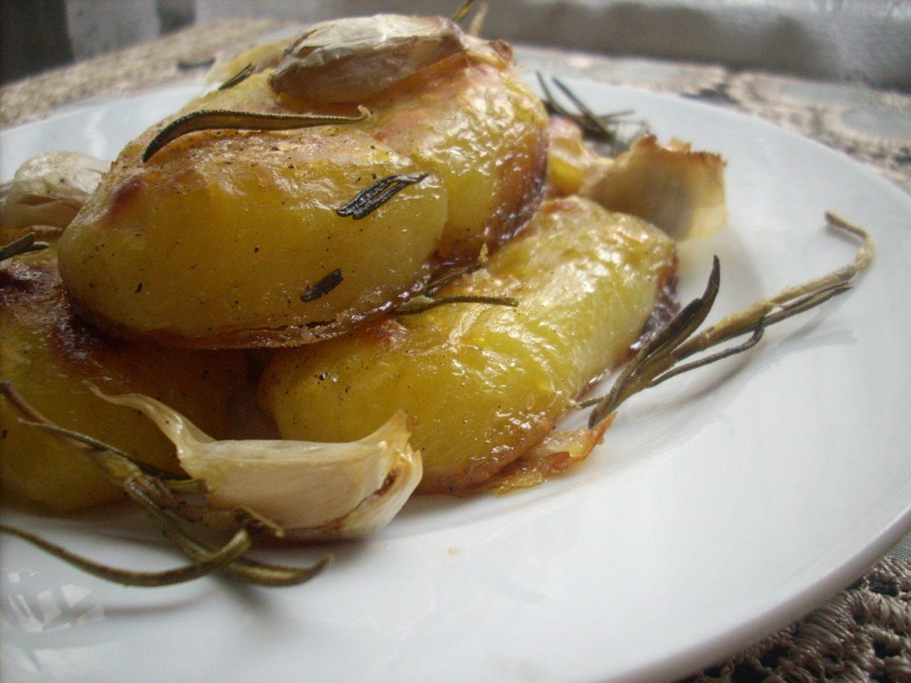 Перфектните печени картофки по Джейми Оливър